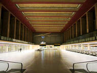 Tempelhof Airport – Check-in Hall